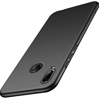MSS Samsung Galaxy M20 Black TPU Back cover