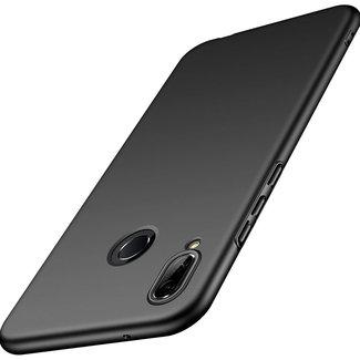 MSS Samsung Galaxy M20 Zwart TPU Back cover