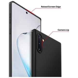 MSS Samsung Galaxy Note 10 Schwarz TPU Rückseite