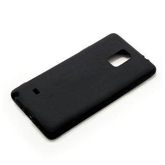 MSS Samsung Galaxy Note 4 Black TPU Back cover