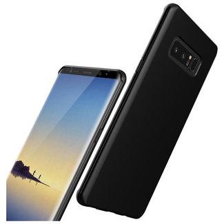 MSS Samsung Galaxy Note 8 Black TPU Back cover