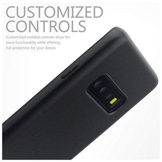 MSS Samsung Galaxy S10 Plus Zwart TPU Back cover