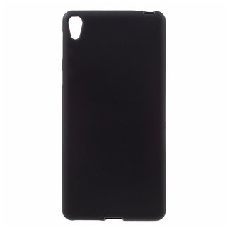 MSS Sony Xperia E5 Zwart TPU Back cover