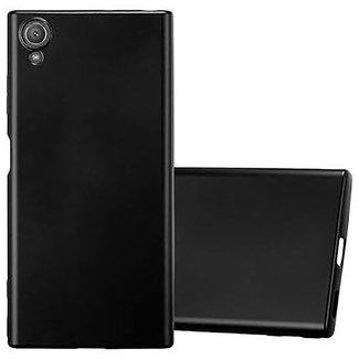 MSS Sony XA1 Ultra Zwart TPU Back cover