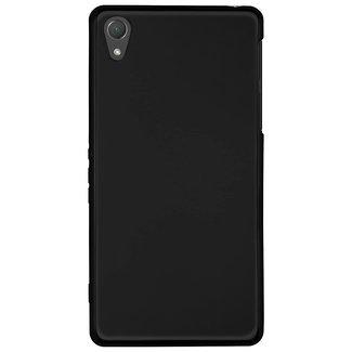 MSS Sony Z2 Black TPU Back cover