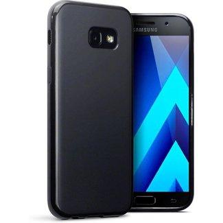 MSS Samsung Galaxy A3 (2017) Zwart TPU Back cover