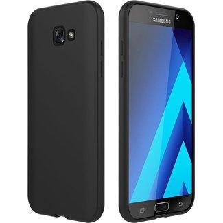 MSS Samsung Galaxy A5 (2017) Schwarz TPU Rückseite