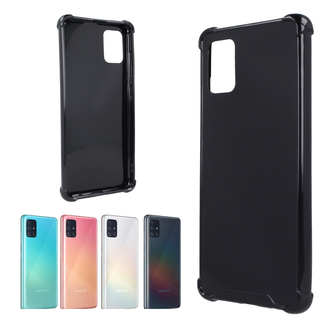 Samsung Galaxy A Series A51 Black TPU Anti-Shock