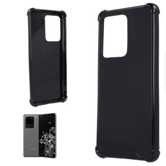 Samsung Galaxy S Serie S20 Ultra Black TPU Anti-Shock