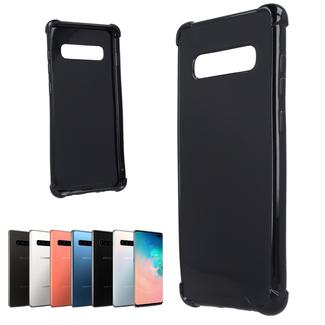 Samsung Galaxy S Serie S10 Plus Schwarz TPU Anti-Shock