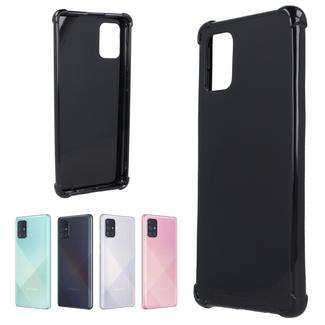 Samsung Galaxy S Series S20 Plus Black TPU Anti-Shock
