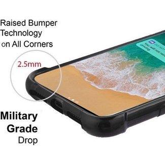 Apple iPhone 7 / 8 / SE [2020] Black TPU Anti-Shock