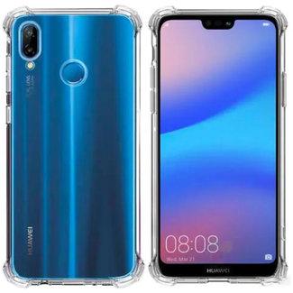 MSS Huawei P20 lite Transparent TPU Anti-Schock-Schutzhülle