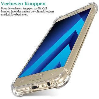 MSS Samsung Galaxy A5 2017 (A520) Transparant TPU Anti shock back cover hoesje