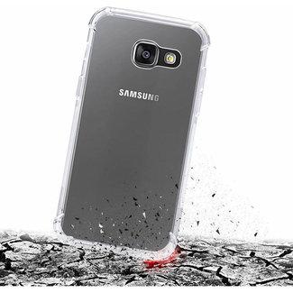 MSS Samsung Galaxy A3 2017 (A320) Transparent TPU Anti shock back cover case