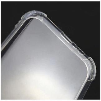 MSS Samsung Galaxy A7 2017 (A720) Transparent TPU Anti shock back cover case