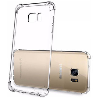 MSS Samsung Galaxy S7 Transparant TPU Anti shock back cover hoesje