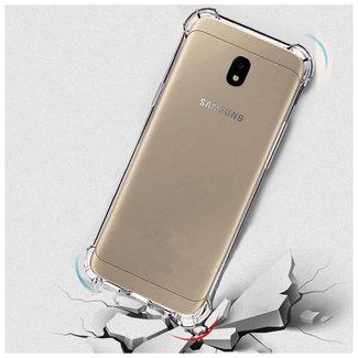 MSS Samsung Galaxy J5 2017 (J530) Transparent TPU Anti shock back cover case