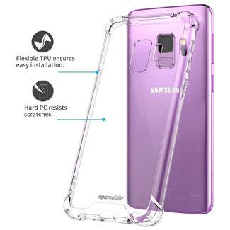 MSS Samsung Galaxy J6 2018 Transparent TPU Anti shock back cover case