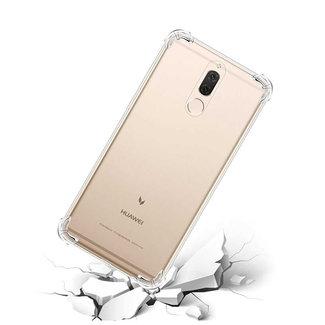 MSS Huawei Mate 10 lite Transparent TPU Anti shock back cover case