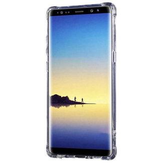 MSS Samsung Galaxy Note 8 Transparent TPU Anti shock back cover case