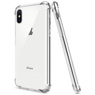 MSS Apple iPhone XS MAX Transparent TPU Anti shock back cover case