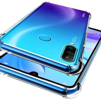 MSS Huawei P30 lite Transparent TPU Anti shock back cover case