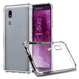 MSS Samsung Galaxy A2 Core (A260) Transparent TPU Anti shock back cover case