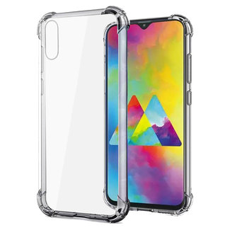 MSS Samsung Galaxy A50 / A50s / A30s Transparent TPU Anti shock back cover case
