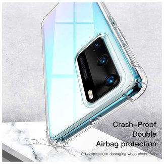 MSS Huawei P40 Transparent TPU Anti-Schock-Schutzhülle