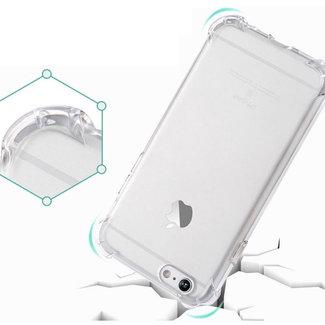 MSS Apple iPhone 6 / 6s Transparent TPU Anti shock back cover case