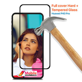 MSS Huawei P40 Pro Tempered Glass Full Cover Hard +