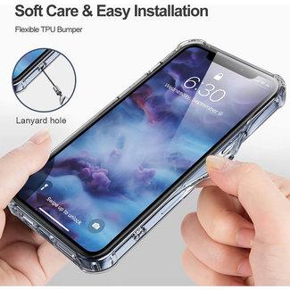 MSS iPhone 12 Pro Transparant TPU Anti Shock