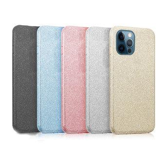 MSS Apple iPhone 6/6s Glitter | Glamour case | Schokbestendige hoes