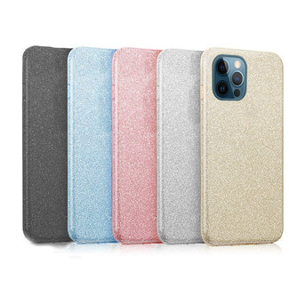MSS Huawei P Smart (2019) Glitter | Glamor case | Shock resistant cover