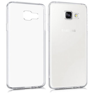 MSS Samsung Galaxy A3 (2016) Transparent TPU Silicone Back cover