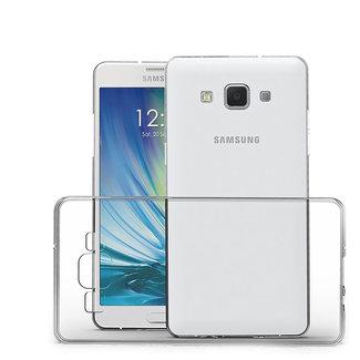 MSS Samsung Galaxy A3 (2015) Transparant TPU Siliconen Back cover