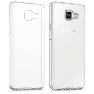 MSS Samsung Galaxy A5 (2016) Transparent TPU Silicone Back cover