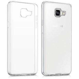 MSS Samsung Galaxy A5 (2016) Transparente TPU Silikon Rückseite