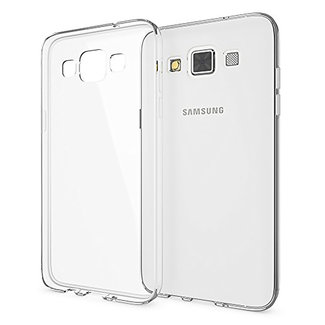 MSS Samsung Galaxy A5 (2015) Transparent TPU Silicone Back cover