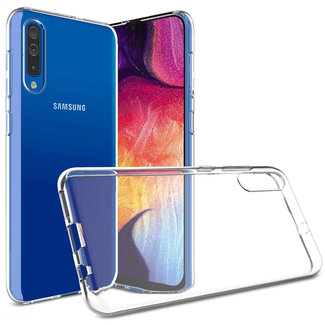 MSS Samsung Galaxy A70/A70s Transparant TPU Siliconen Back cover