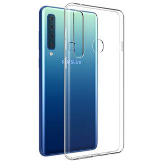 MSS Samsung Galaxy A9 (2018) Transparent TPU Silicone Back cover