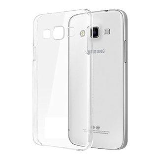 MSS Samsung Galaxy Core Prime Transparent TPU Silicone Back cover