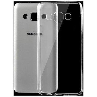 MSS Samsung Galaxy Grand Prime Transparent TPU Silicone Back cover