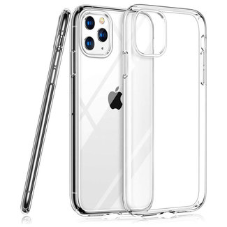 MSS Apple iPhone 11 Pro Max Transparent TPU Silicone Back cover