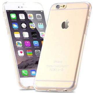 MSS Apple iPhone 6 / 6s Plus Transparente TPU Silikon Rückseite