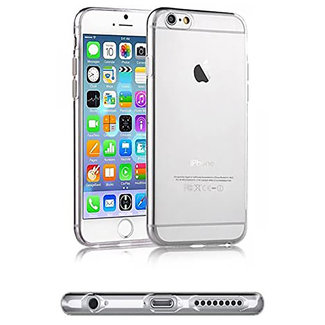 MSS Apple iPhone 6/6s  Transparant TPU Siliconen Back cover