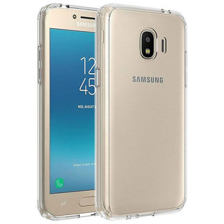 MSS Samsung Galaxy J2 Pro (2018) Transparent TPU Silicone Back cover