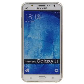 MSS Samsung Galaxy J5 (2016) Transparent TPU Silicone Back cover