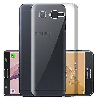 MSS Samsung Galaxy J7 Prime 2 (2018) Transparent TPU Silicone Back cover